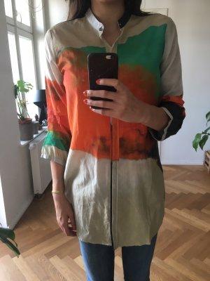 HUGO Hugo Boss Blouse longue multicolore
