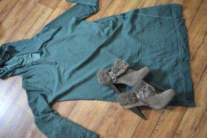 Herbstliche tolle Kurz-Stiefeletten Gr. 39 von Graceland kuschelig und schön