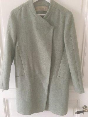 Herbstlicher Mantel im Bloggerstyle von Zara