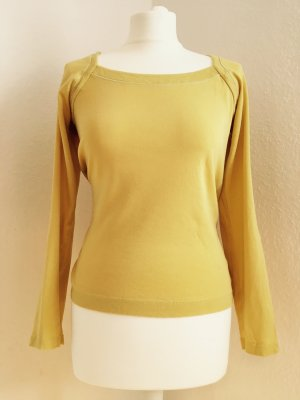 Herbstlicher Pullover von Esprit in angesagtem gelb