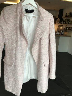 Herbstlicher rose-Beige Mantel