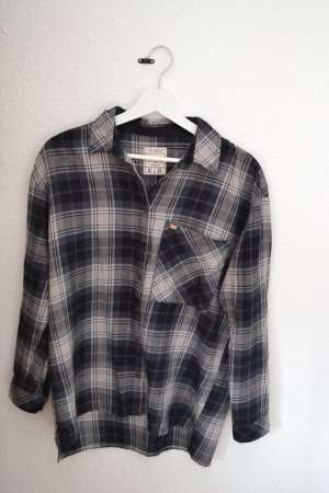 Herbstliches Flanell Hemd Pull& Bear