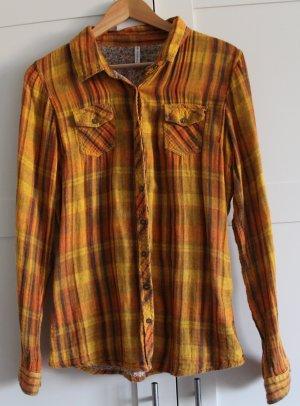 Herbstliches Hemd/Bluse