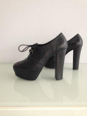 Buffalo London Chaussures à lacets noir