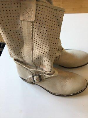 MARC Korte laarzen lichtgrijs