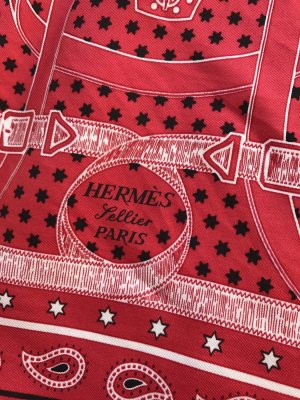 Herme´s Tuch