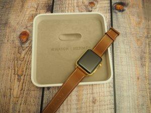 Hermes Apple Watch 2 vergoldet