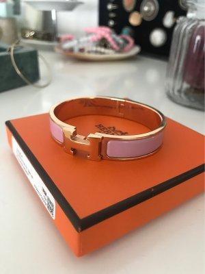 Hermes armreif armband gold flieder pm