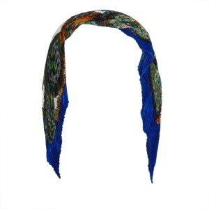 Hermes Art des Steppes Silk Scarf