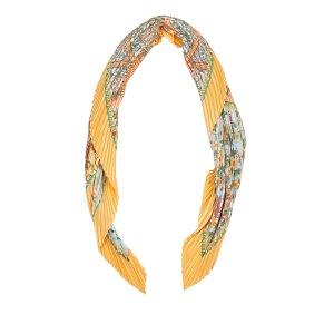 Hermes Axis Mundi Silk Scarf