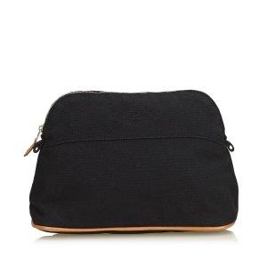 Hermès Pouch Bag black