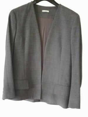 Hermès Traje de negocios gris