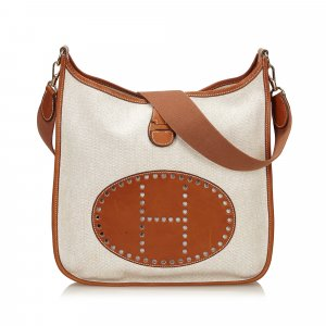 Hermes Canvas Evelyne GM