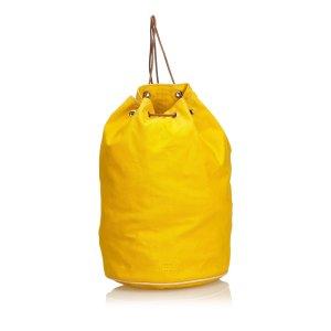 Hermès Zaino giallo