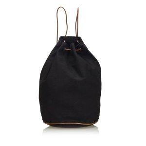 Hermès Backpack black
