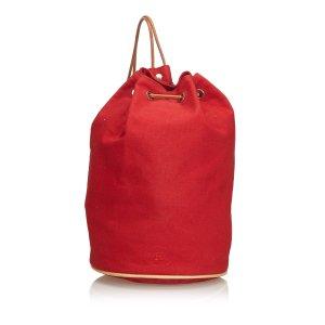 Hermès Rugzak rood