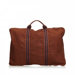 Hermès Bolso business marrón
