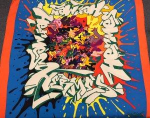"""Hermès Carre """"GRAFF"""" * 90x90cm * Seide * 100% Original"""