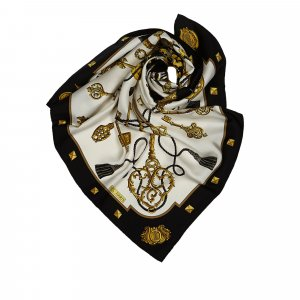 Hermes Carre Silk Scarf