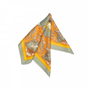 Hermes Cheval Turc Silk Scarf