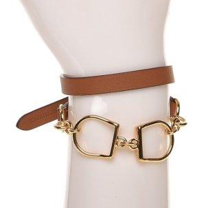 Hermès Etrier Double Tour bracelet