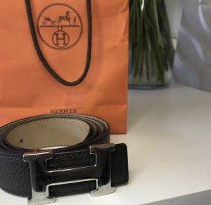 Hermès Cintura di pelle multicolore