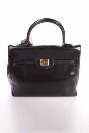 Hermès Handtasche schwarz klassischer Stil