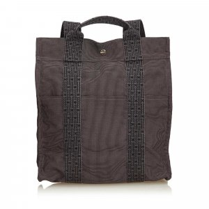 Hermes Herline Canvas Backpack PM
