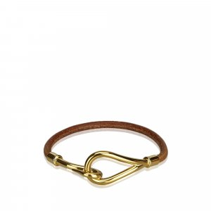 Hermes Jumbo Hook Bracelet