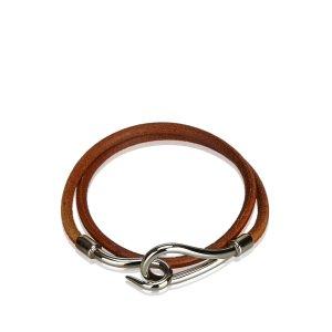 Hermes Jumbo Hook Double Tour Bracelet