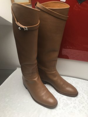 Hermès Riding Boots multicolored