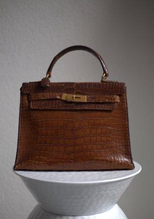 Hermès Bolso marrón