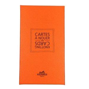 HERMÈS KNOTTING CARDS NO. 4