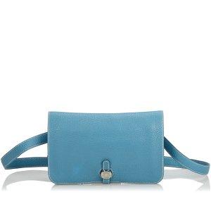 Hermes Leather Dogon Belt Bag