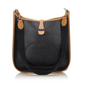 Hermes Leather Evelyne GM
