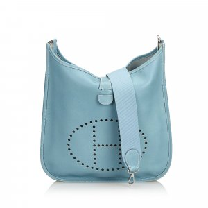 Hermes Leather Evelyne II PM