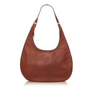 Hermes Leather Gao Shoulder Bag