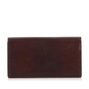 Hermes Leather MC2 Wallet
