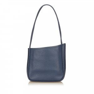Hermes Leather Nami Bag