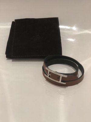 Hermès Lederarmband, Size XS, 35cm