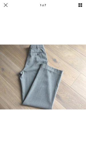 Hermes Paris Pantalón de lino gris