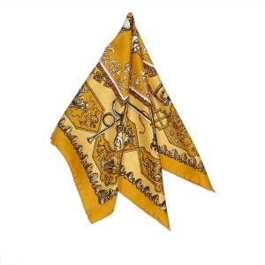 Hermes Ludovicus Magnus Silk Scarf