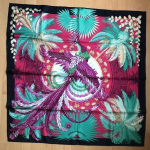 HERMES MYTHIQUES PHOENIX CARRÉ SCARF 90 CM / NEW wTAG IN BOX