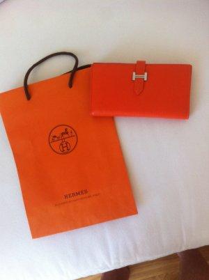 Hermes Paris Bearn Portemonnaie Geldbörse
