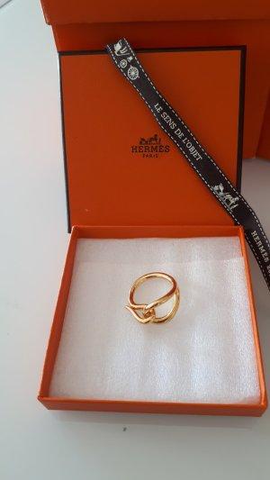 Hermès Zijden doek goud
