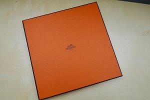 Hermès Foulard multicolore soie