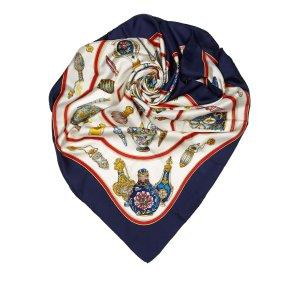 Hermes QuImporte le Flacon Silk Scarf