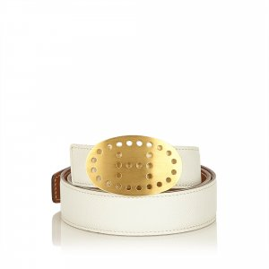 Hermes Reversible Mirage Belt