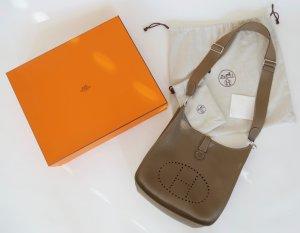 Hermès Sac Evelyne 33 Etoupe Tasche wie NEU OVP mit Staubbeutel und Box