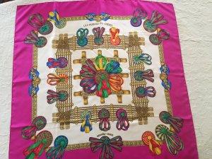 Hermès Zijden sjaal veelkleurig